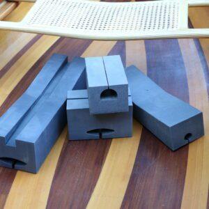 Non-Skid Laminate Foam Blocks