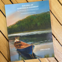 Building an Adirondack Guideboat by John Michne
