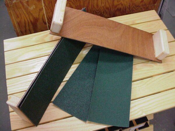 Newfound Woodworks Fairing Board