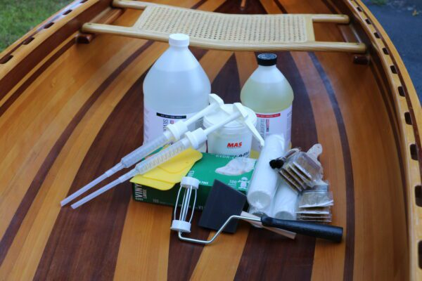 SystemThree SilverTip Marine Epoxy with Application Supplies Kits