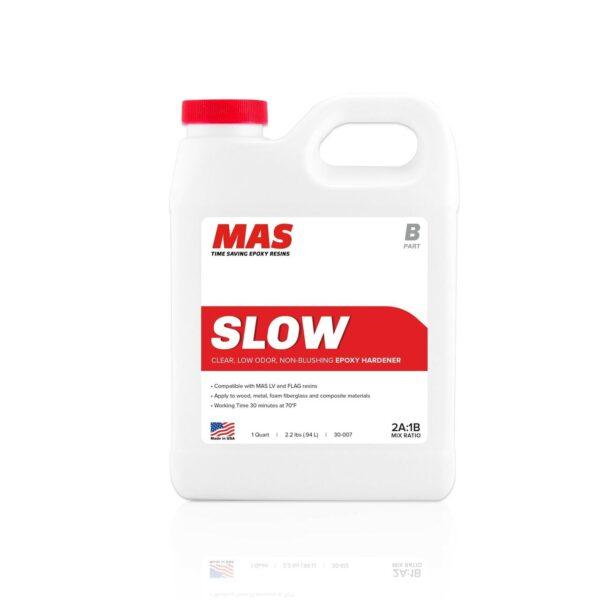 MAS Slow Epoxy Hardener