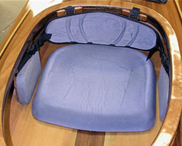 Newfound Seat and Sonic Backband