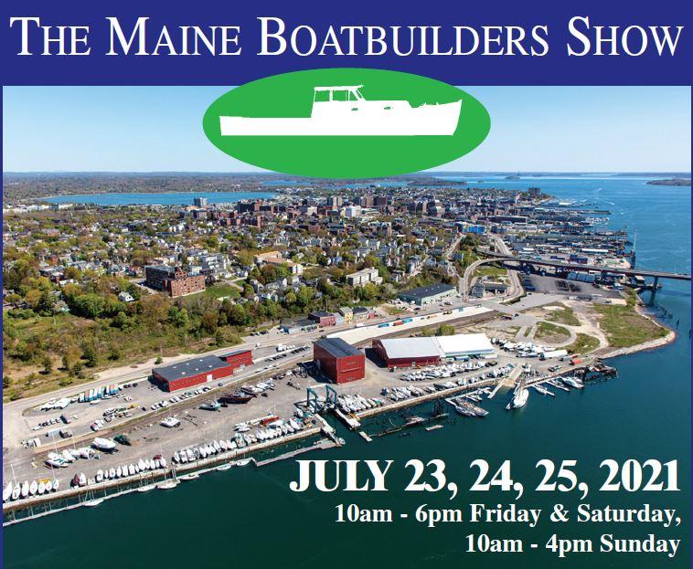 Maine Boatbuilders Show 2021