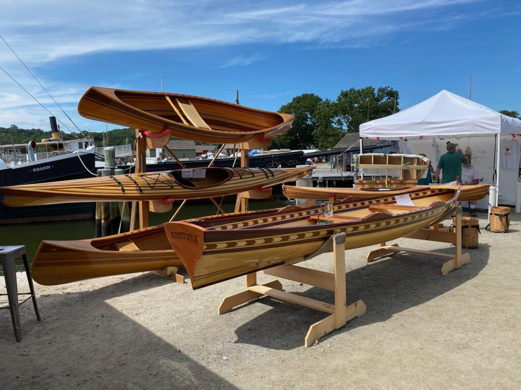 Best of Show Winner of WoodenBoat Show 2021, Newfound Woodworks
