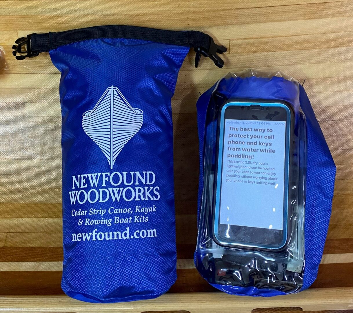 2.5 Dry Bag Newfound Woodworks