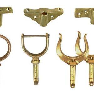 Bronze Oarlocks & Sockets